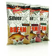 Dynamite Baits Silver X Bream Groundbait
