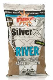 Dynamite Baits Silver X River - Soar Tackle Kegworth